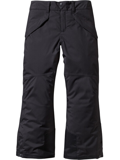 Patagonia Boys' Insulated Snowshot Pants Black